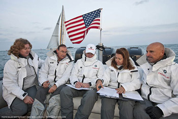 Golden Gate Yacht Club and Club Nautio di Roma sign Protocol for the America's Cup as BMW Oracle Racing Wins the 33rd Defense
