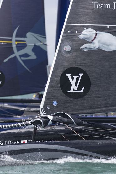 Louis Vuitton America's Cup World Series racing is coming to Oman. Photo:�2015 ACEA/Photo: Gilles Martin-Raget